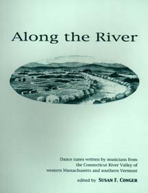 Along the River tune book cover
