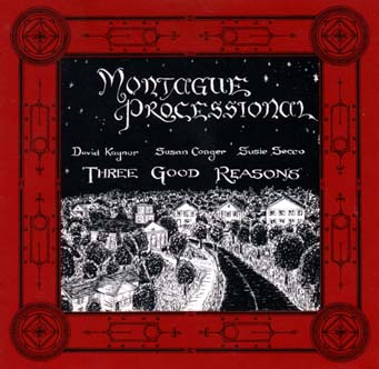 Montague Processional CD jacket art